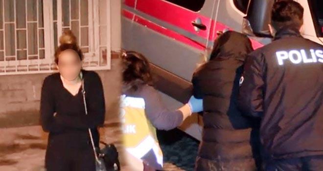 Sevgili kavgası hastanede sonlandı