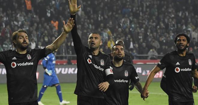 Alanyaspor - Beşiktaş karşı karşıya