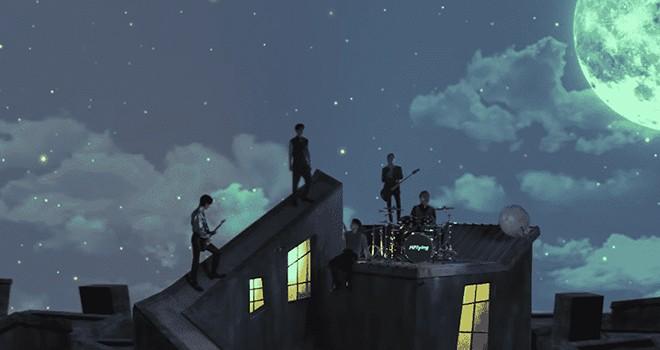 N.Flying ilk tam albümleri Man on the Moon ile geri döndü