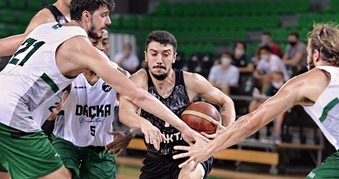 Darüşşafaka Tekfen:93 - Beşiktaş:67