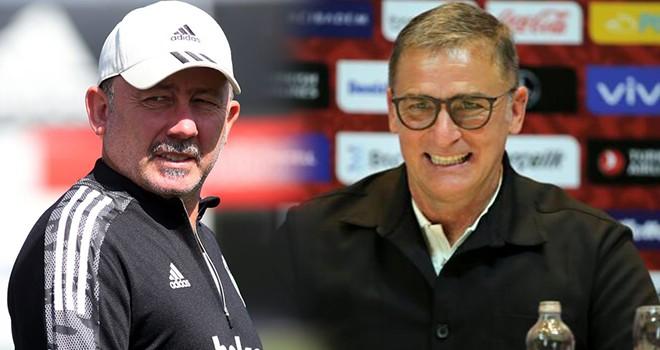 Milli takımın yeni teknik direktörü Stefan Kuntz'dan Sergen Yalçın sözleri!