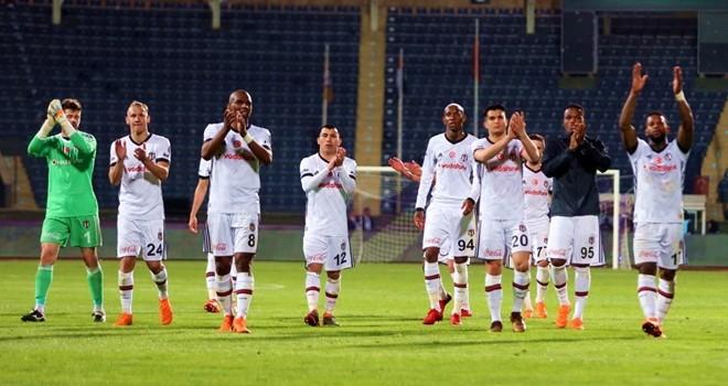 Osmanlıspor:2 – Beşiktaş:3