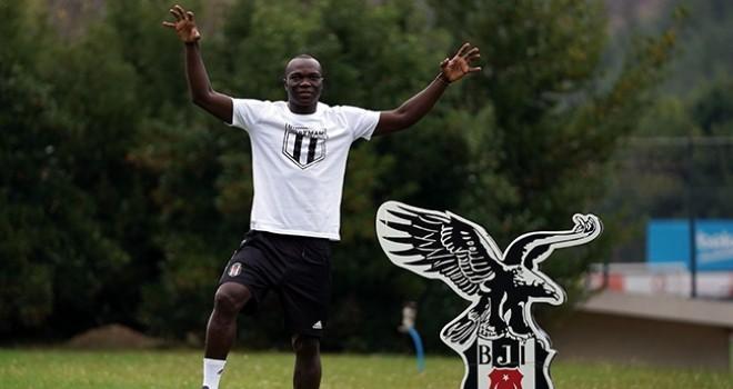 Aboubakar Şampiyonlar Ligi'nde oynamak istiyor