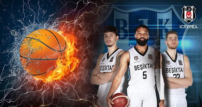 Anadolu Efes - Beşiktaş Icrypex karşı karşıya