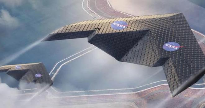 NASA'nın yeni nesil uçakları