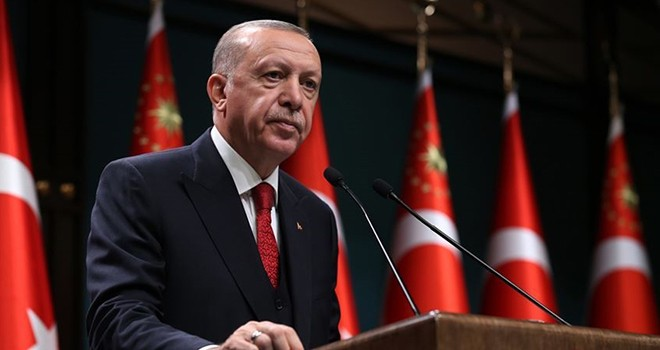 Cumhurbaşkanı Erdoğan: Vatandaşlarımızı hiçbir zaman kimsesiz bırakmadık