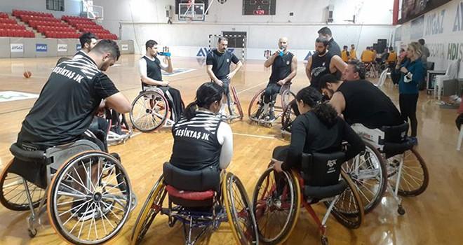 Beşiktaş Tekerlekli Sandalye Basketbol Takımı'nın Çeyrek Final Programı açıklandı