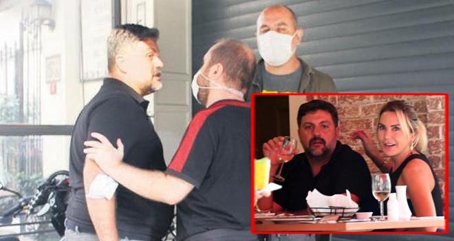 Beşiktaş eski yöneticisi gazetecilere tehdit yağdırdı