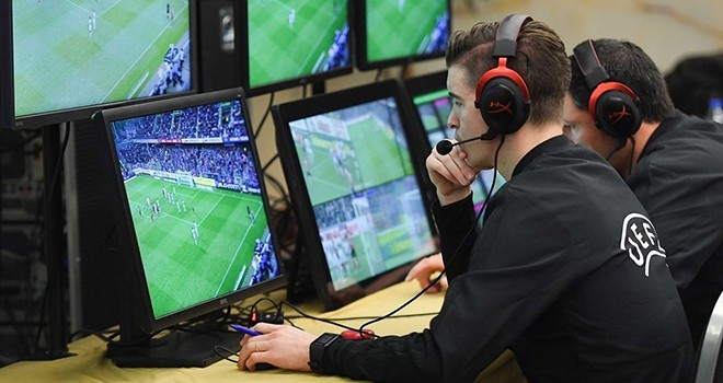 UEFA'dan flaş VAR kararı