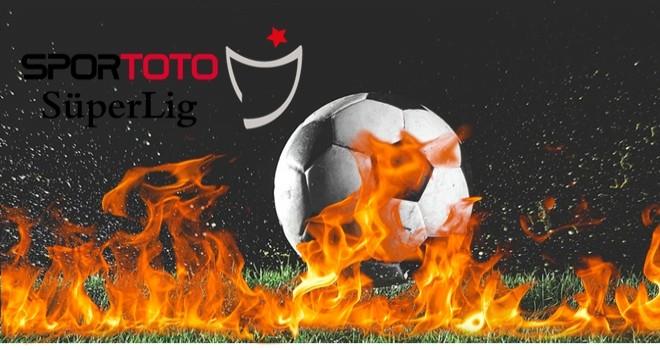 Süper Lig alev alev