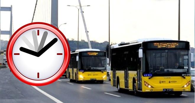 İstanbul'da mesai saatlerine Korona düzeni
