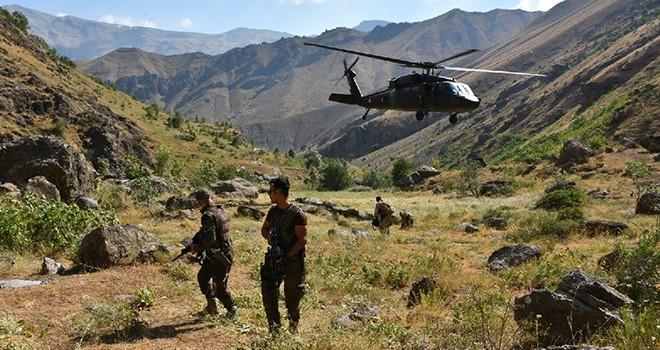 PKK'ya Yıldırım-2 Cilo operasyonu başlatıldı