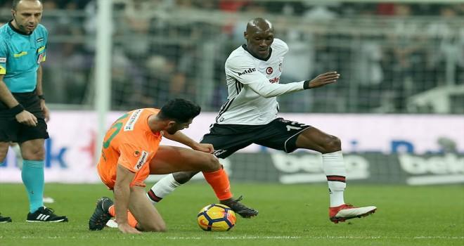 Beşiktaş, Alanya karşısında seriyi bozmak istemiyor