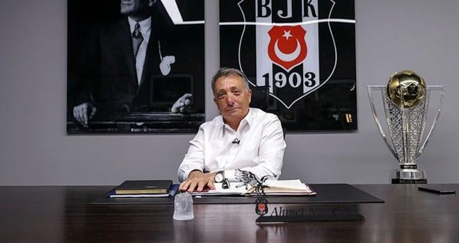 Başkan Çebi: Beşiktaş büyük bir ailedir