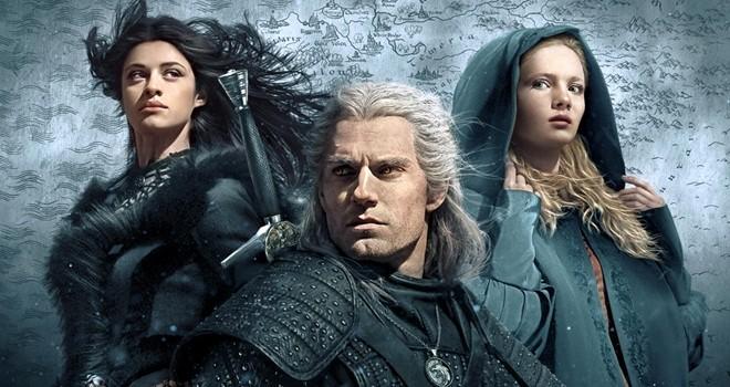 The Witcher'ın resmi afişi yayınlandı