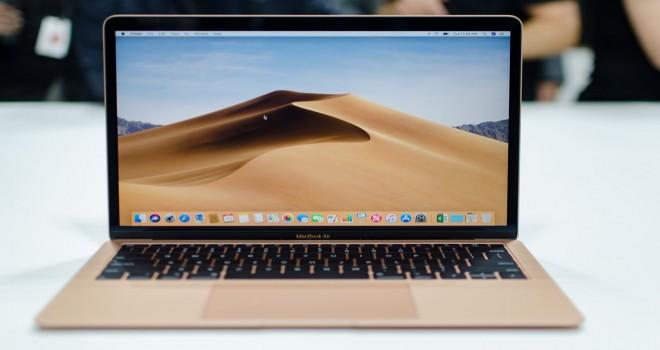 MacBook Pro'da beklenmeyen ekran hatası