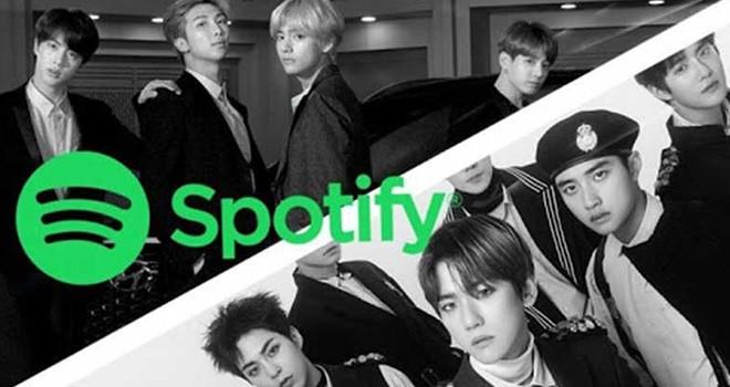 Türkiye'de en çok dinlenen K-Pop grupları açıklandı