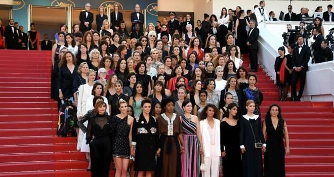 71. Cannes Film Festivali'nde kadınların sesi