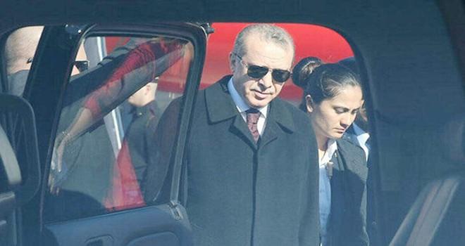 Cumhurbaşkanı Erdoğan'dan otomobil açıklaması