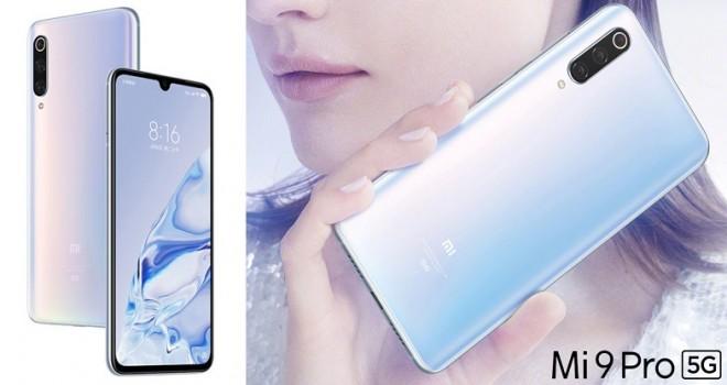 Xiaomi  Mi 9 Pro 5G görselleri yayınlandı
