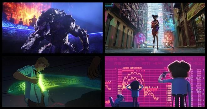 Netflix'ten ilk animasyon ontoloji dizisi