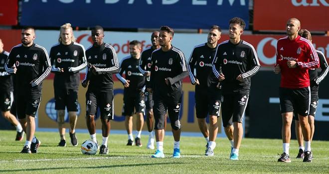 Kartal, Braga maçına hazırlanıyor