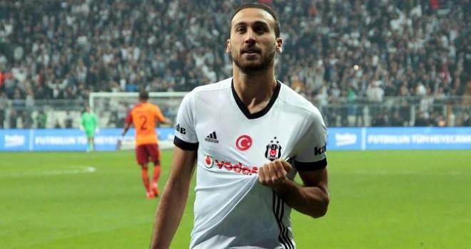 Cenk Tosun Beşiktaş'a yeniden tarih yazmaya geliyor!