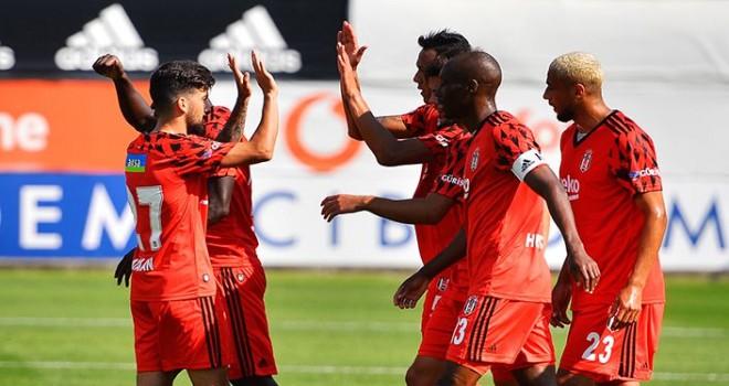 Beşiktaş:5 Fatih Karagümrük:2 (Hazırlık Maçı)