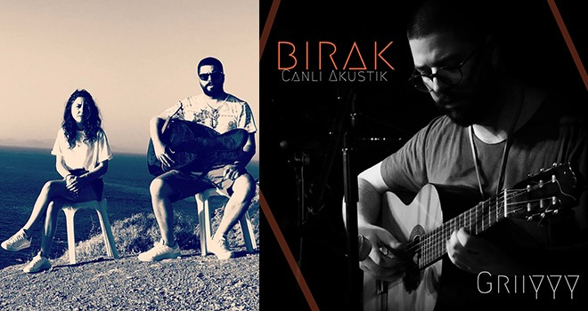 Griiyyy'den  yeni şarkı: BIRAK
