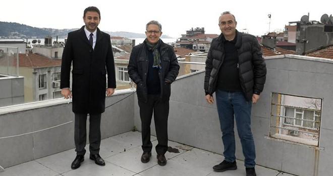 Ortaköy Kültür Merkezi yeniden hayata geçiyor