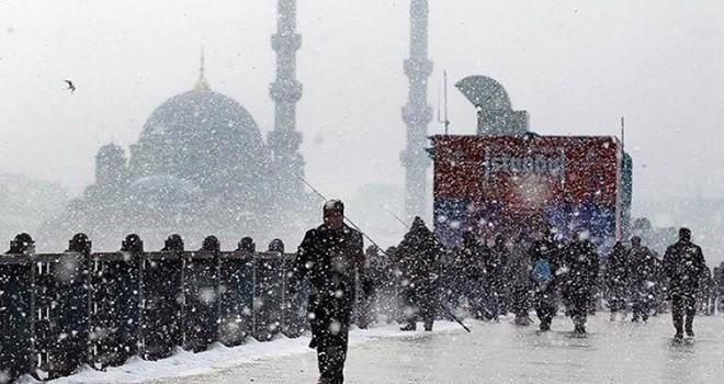 İSKİ'den İstanbul için don uyarısı