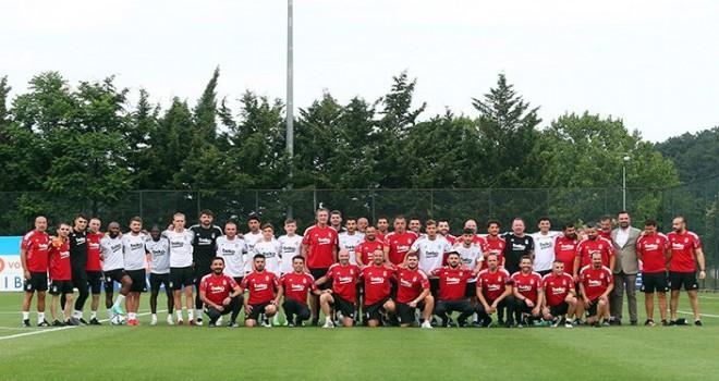 Beşiktaş ikinci etap kamp çalışmalarını İspanya'da yapacak