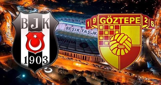 Beşiktaş – Göztepe karşı karşıya