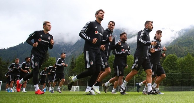 """Beşiktaş """"Av""""a hazırlanıyor"""