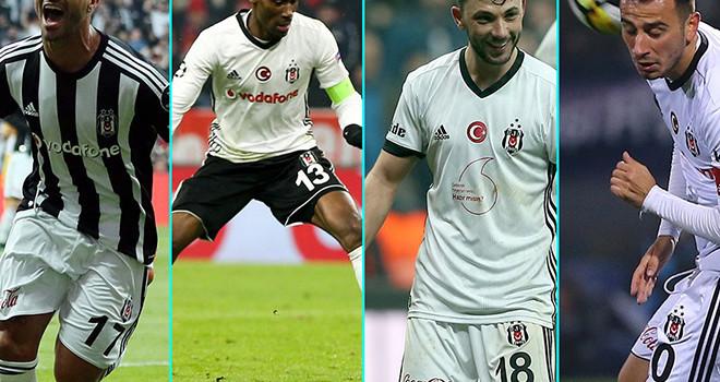 Beşiktaş'ta Quaresma geri dönüyor