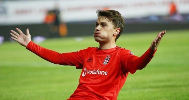 Beşiktaş'tan Adem Ljajic'e uyarı