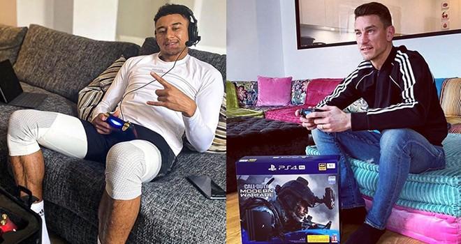 Ünlü futbolcuların yeni zaman geçirme aktivitesi Call of Duty