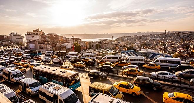 İstanbul trafiğinde Kovid-19 hazırlığı