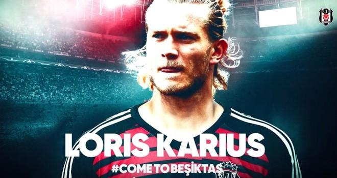 Kale Loris Karius'a emanet!