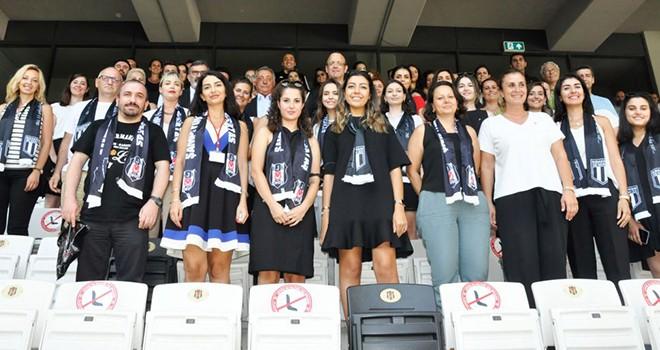 Öğretmenlerden Başkan Çebi'ye ziyaret