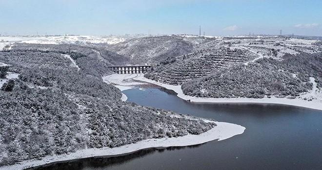 İstanbul'da sevindiren gelişme! Barajların doluluk oranı yükseldi