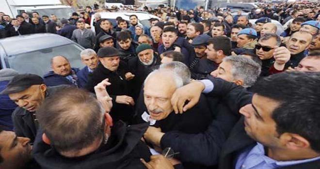 Kılıçdaroğlu'na saldırıyla ilgili soruşturma başlatıldı