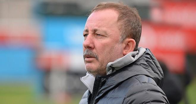 Sergen Yalçın'dan futbolcularına motivasyon sözleri: İmkansız değil