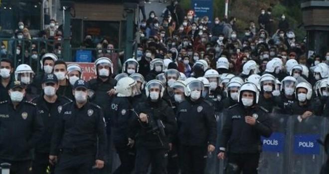 Valilik açıkladı! Beşiktaş'a eylem yasağı