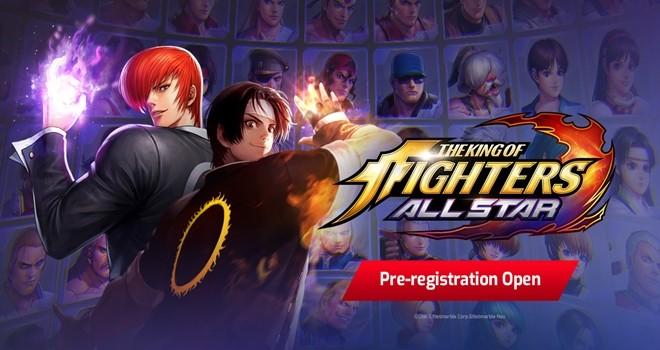 King of Fighters Allstar'ın ön kayıtları başladı!