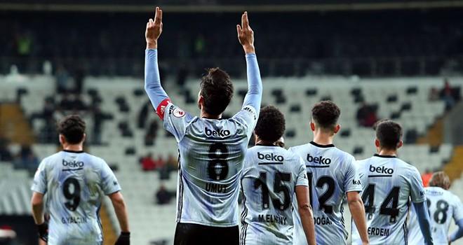 Beşiktaş'ın Ziraat Türkiye Kupası Son 16 Turu Programı belli oldu