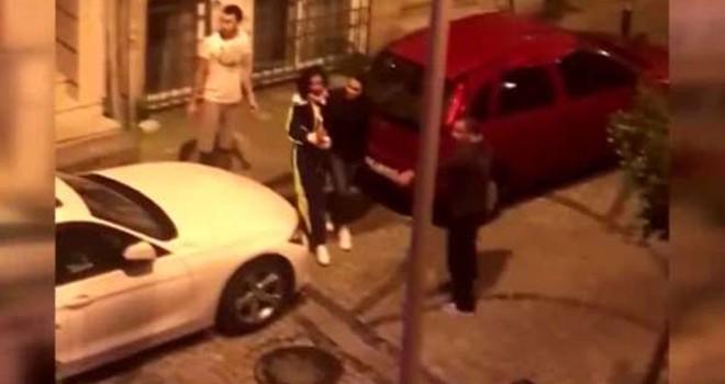 Beşiktaş'ta eski kız arkadaşına bıçakla saldıran sanık Koronavirüs'e yakalandı
