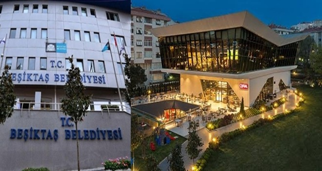 Beşiktaş Belediyesi'nden kamuoyu açıklaması