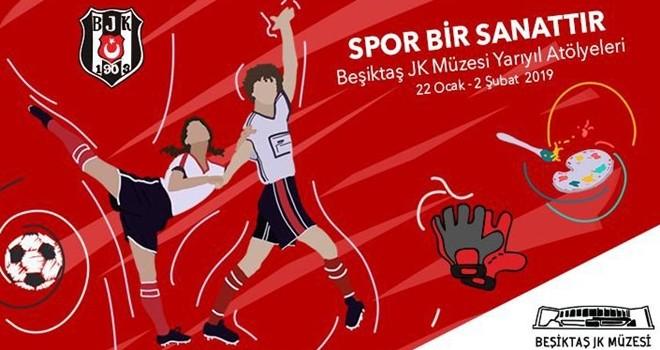 Beşiktaş JK Müzesi'nde çocuklara özel program!