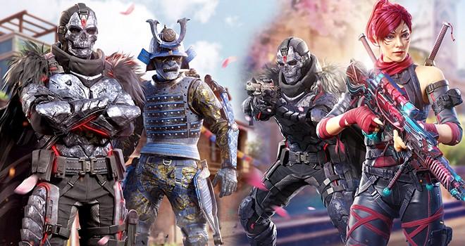 Call of Duty: Mobile'dan yeni sezonda ücretsiz samuray teması: Tokyo'dan Kaçış
